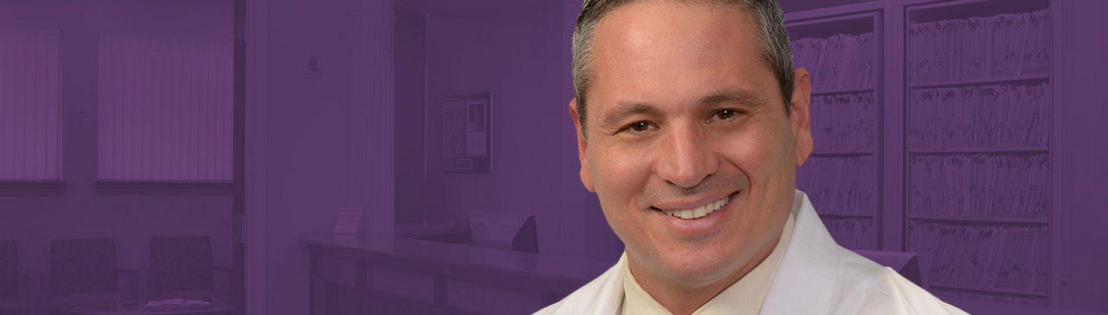 Phillip J. DeJesus, DDS, MAGD, FICOI – General and Implant Dentist