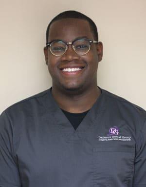 Andy a dental assistant at DeJesus Dental