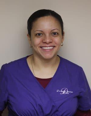 Claudia a dental assistant at DeJesus Dental