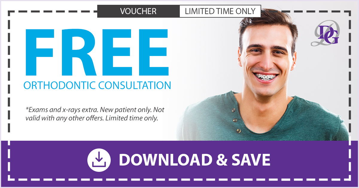 free orthodontic consultation coupon