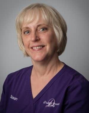 Susan a dental assistant at DeJesus Dental