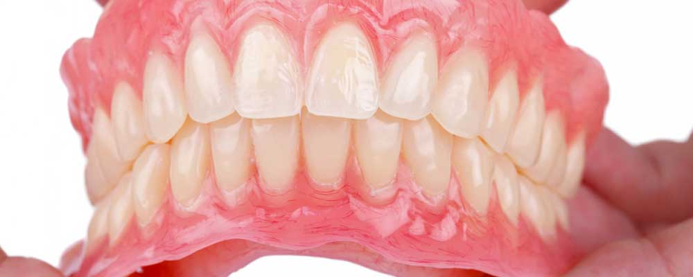 Set of dentures from DeJesus Dental Group in Bridgeton