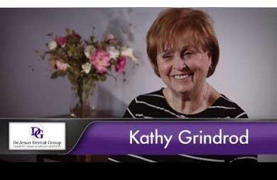 Testimonial of Kathy Grindrod