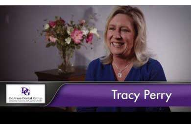 Testimonial of Tracy Perry