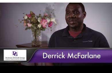 Testimonial of Derrick McFarlane