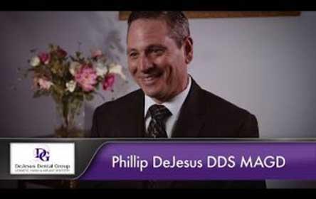 Dr. DeJesus discussing community invovlement