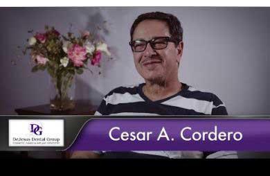 Testimonial of Cesar A. Cordero